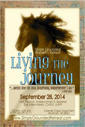 Simply Grounded Womens Retreat with horses